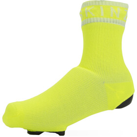 Sealskinz Waterproof All Weather Überziehsocke neon yellow/white